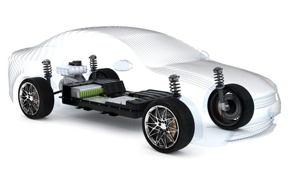 Gutachten für Elektroauto nach einem Unfall