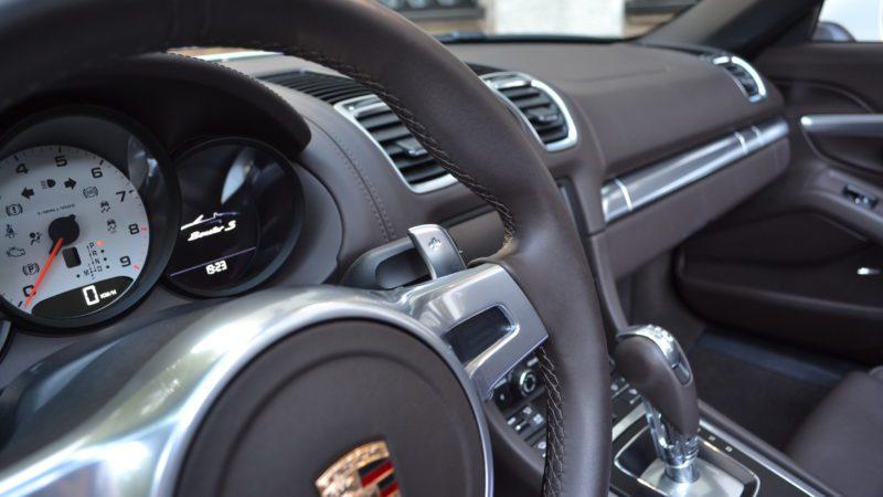Mietwagen Porsche